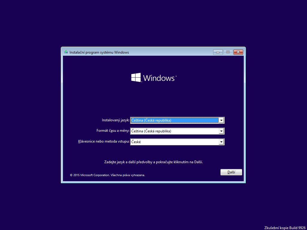 Windows 10 x64 build 150123-2015-01-23-20-17-30