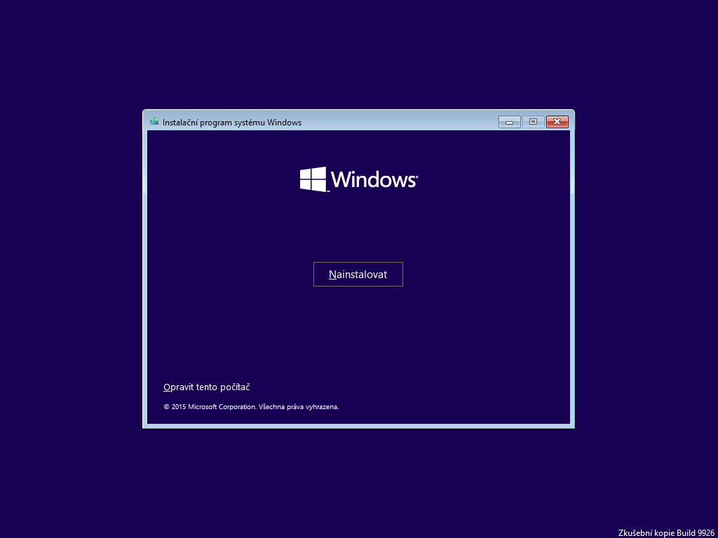 Windows 10 x64 build 150123-2015-01-23-20-17-38