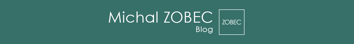 Michal Zobec: Blog // ZOBEC Consulting